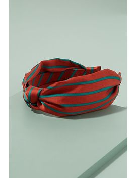 Genevieve Striped Headband by Anthropologie