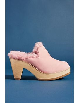 Ariana Bohling Aspen Clogs by Anthropologie