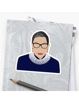 Ruth Bader Ginsburg by Thefilmartist