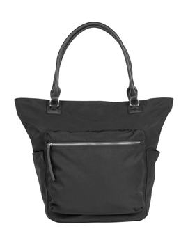 Super Group Vegan Leather Tote Bag by Urban Originals