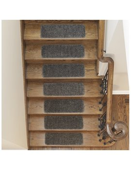 Ottomanson Soft Solid Shag Carpet Stair Tread & Reviews by Ottomanson