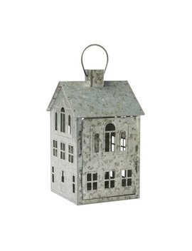 Better Homes & Gardens Galvanized House Candle Holder by Better Homes & Gardens