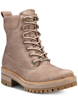 "Women's Courmayeur Valley 6"" Lace Up Boots by Timberland"