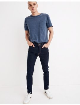 Skinny Jeans In Rinse Wash by Madewell