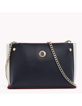 Cross Body Chain Bag by Tommy Hilfiger