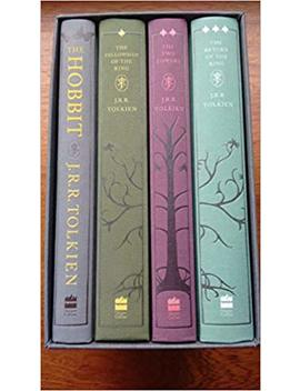The Hobbit/The Lord Of The Rings (Collectors Edition) by J. R. R. Tolkien