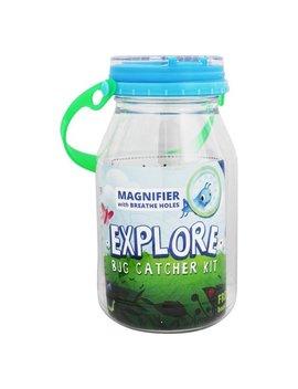 Re Cap   Explore Kids Mason Jar Bug Catcher Kit Blue   32 Oz. by Re Cap