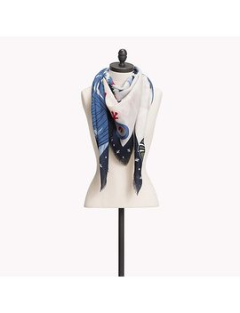 Square Modal Scarf by Tommy Hilfiger