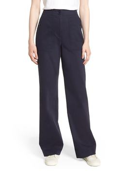 Wide Leg Pants by Nordstrom Signature