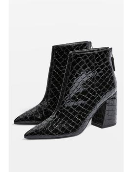 Houston Ankle Boots by Topshop