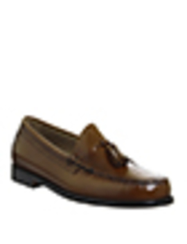 Larkin Brogue Tassel Loafers by G.H Bass & Co