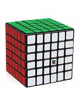 D Fanti X Moyu Cubing Classroom Mf6 6x6 Speed Cube 6x6x6 Magic Cube Puzzle Toy Black by D Fanti X