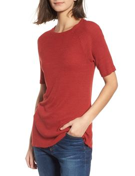 Irene Ribbed Tee by Ag