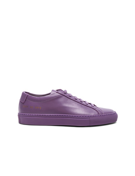 Leather Original Low Achilles Sneakers by Common Projects