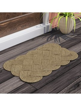 Beachcrest Home Melaney Lovers Knot Doormat & Reviews by Beachcrest Home