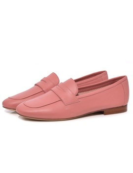 Mansur Gavriel Classic Loafer In Blush   Nwt by Mansur Gavriel