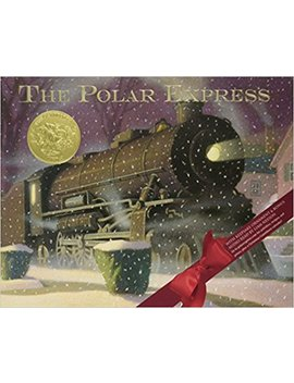 Polar Express 30th Anniversary Edition by Chris Van Allsburg