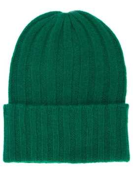 Rib Knit Beanie by The Elder Statesman
