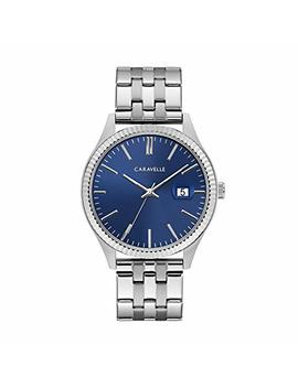 Caravelle By Bulova Men's Bracelet Dress Watch by Bulova
