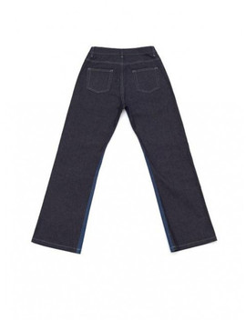 Two Tone Jean by Kinda Yyy