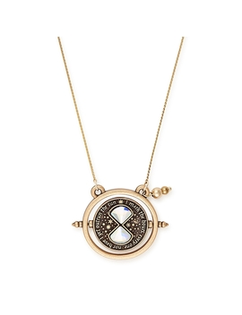 Harry Potter Time Turner Spinner Expandable Necklace by Alex And Ani
