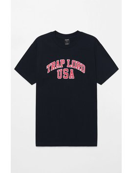 Traplord Usa T Shirt by Pacsun