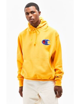 Champion Reverse Weave Sublimated C Pullover Hoodie by Pacsun