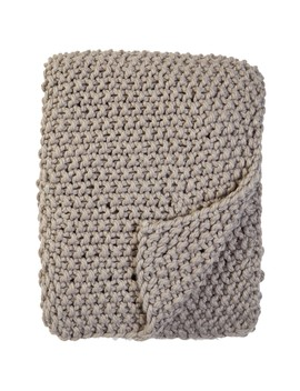 "Chunky Stitch Throw   50""X60"" by Nordstrom At Home"