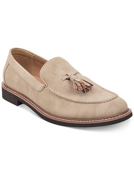 Men's Garvie Tassel Loafers by Tommy Hilfiger