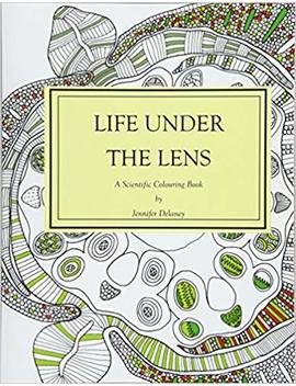 Life Under The Lens: A Scientific Colouring Book by Amazon