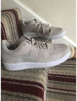 Nike Air Force 1 Af1 Ultra Flyknit Low ~ 817419 200 ~ Uk Size 11 by Ebay Seller