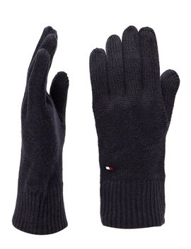 Tommy Hilfiger Mini Flag Knitted Gloves by Tommy Hilfiger
