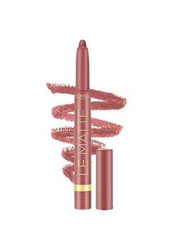 L'oréal Paris Colour Riche Le Matte Lipstick Pen, She's So Matte, 0.032 Oz. by L'oreal Paris