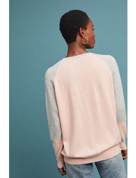Tatiana Colorblocked Sweater by Made East