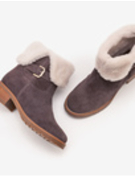 Cumbria Shearling Boots by Boden