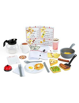 Melissa & Doug® Star Diner Restaurant 41 Piece Playset by Bed Bath And Beyond