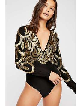 Having A Good Time Bodysuit by Free People