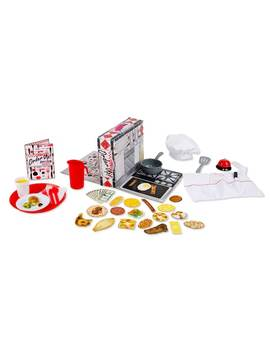 Melissa & Doug Order Up! Diner Playset by Kohl's