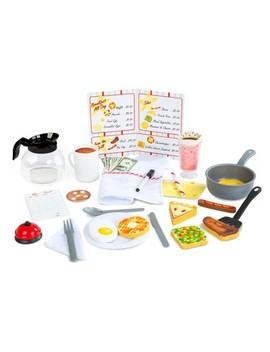 Melissa & Doug® Star Diner Restaurant Play Set by Melissa & Doug