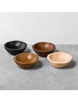 Salt Bowl Set Of 4   Hearth & Hand™ With Magnolia by Shop Collections