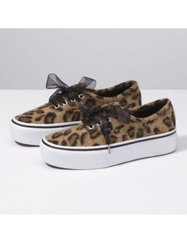 fuzzy-authentic-platform-20 by vans