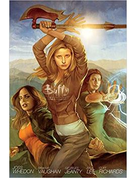 Buffy The Vampire Slayer Season 8 Library Edition Volume 1 by Joss Whedon