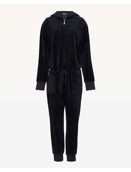 Ultra Luxe Velour Jumpsuit by Juicy Couture
