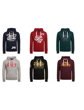 New Mens Superdry Hoodies Selection   Various Styles & Colours 08102018 by Ebay Seller
