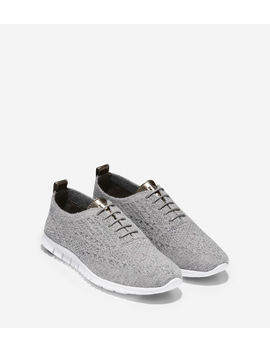 Women's ZerØgrand Oxford With Stitchlite™ Wool by Cole Haan