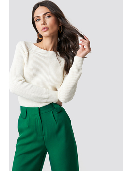 Quini Pullover Wide Neck by Rut&Circle
