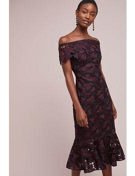 Shoshanna Feona Lace Dress by Shoshanna
