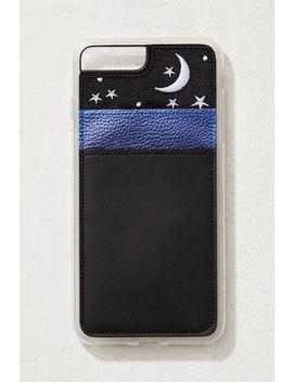 Zero Gravity Night Sky Wallet I Phone Case by Zero Gravity