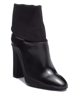 Agyness Cutout Ankle Bootie by Via Spiga