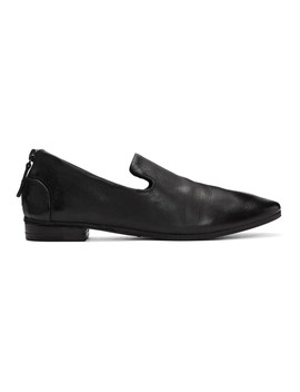 Black Colteldino Loafers by MarsÈll